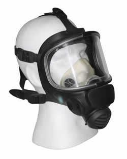 maschera facciale antincendio